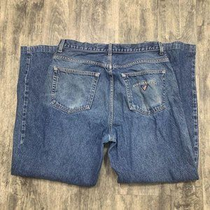 Guess Vintage High Waist Mom Jeans Women's Size 32